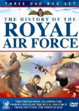 The History of the Royal Air Force- 3 DVD